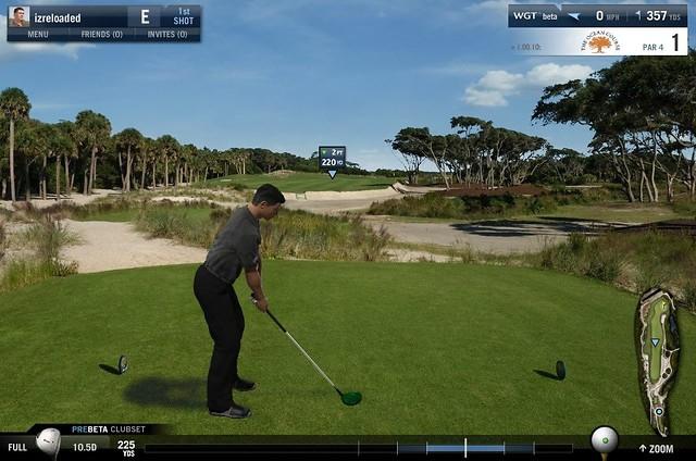 golf multiplayer