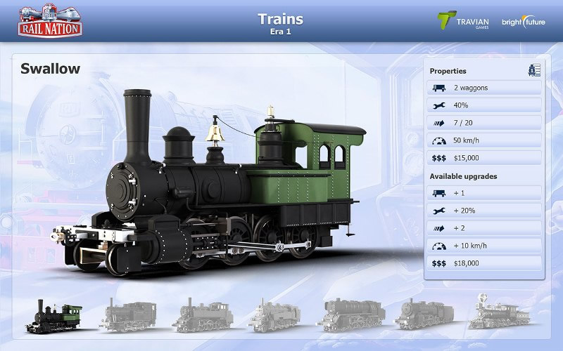 lokomotiven spiele