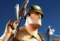Militares Héroes en Batallas