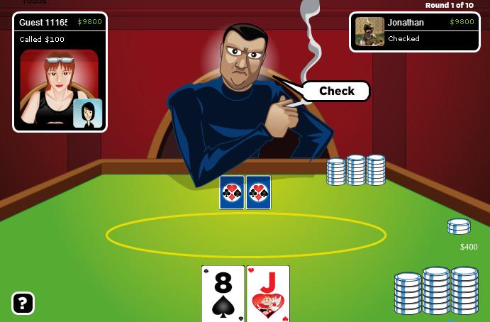 Juegos de poker 2 miniclip