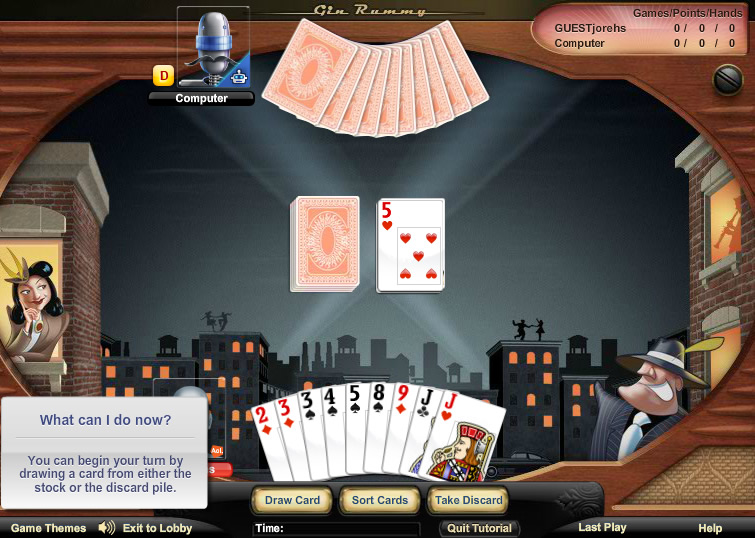 Buraco Cards Game - 9
