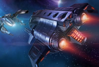 Guerre dans L'espace