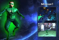 Green Lantern Emerald Adventures