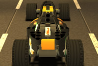 Lego Techinic Race