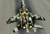 Parking it Fighter Jet 3D
