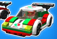 Lego City My City Racer