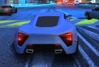 Turbo Racing 3 Shangai