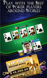 Texas Holdem-Poker - 1