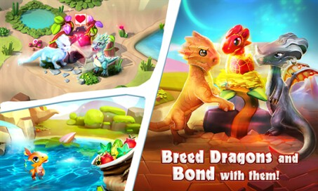 Dragon Mania: Legends - 2