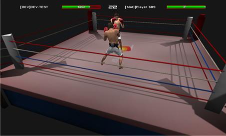 Boxe Game - 3