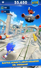 Sonic Dash - 54