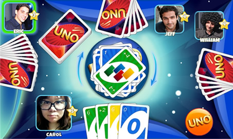 UNO & Friends - 6