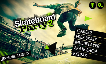 Skateboard Party 2 Lite - 16