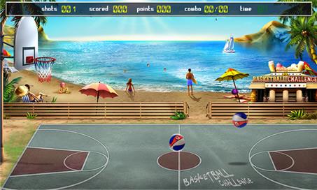 Basketball Challenge - 5