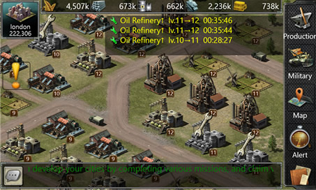 War 2 Commander - 4