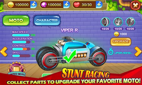 Stunt Racing - 1