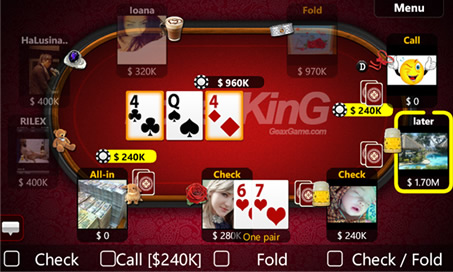 Texas Holdem Poker King - 1