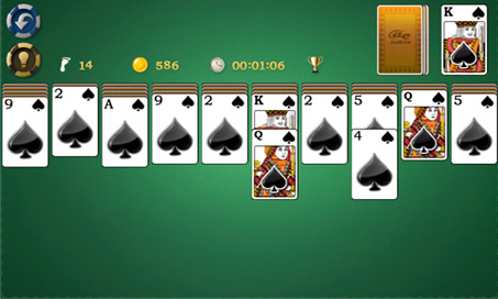 Spider Solitaire - 3