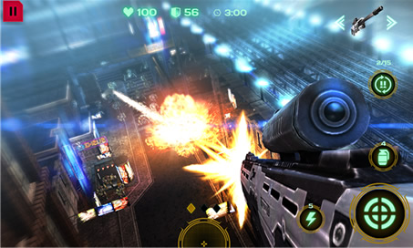 Dead Earth: Trigger Man Duty & Last Shooter Call - 18