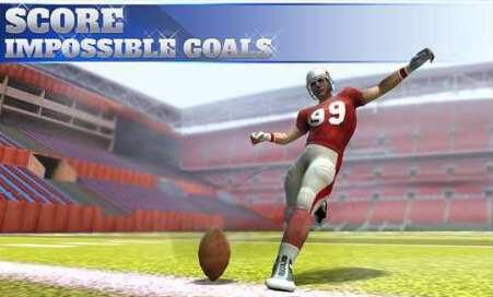 American Football: Champion Kicker Tournament 2015 - 6
