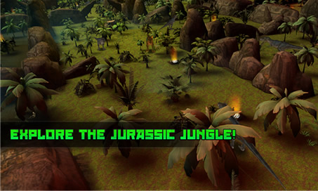 Dino Escape: Jurassic Hunter - 3