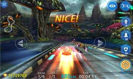 Space Racing 3D - 6