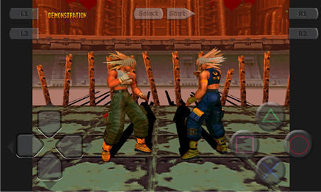 Bloody Roar II - 2