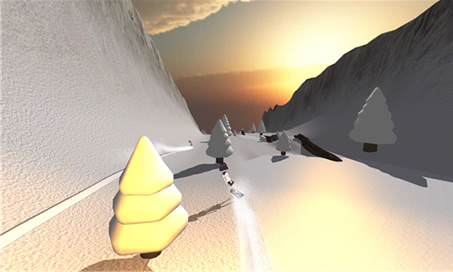 Mad Snowboarding - 6
