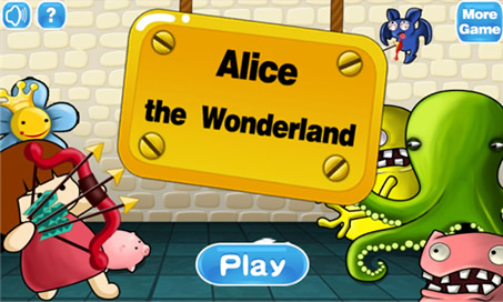 Alice the Wonderland - 1