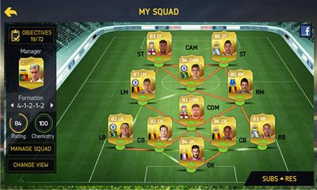 FIFA 15: UT - 13