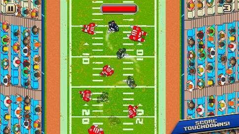 Touchdown Hero: New Season - 1