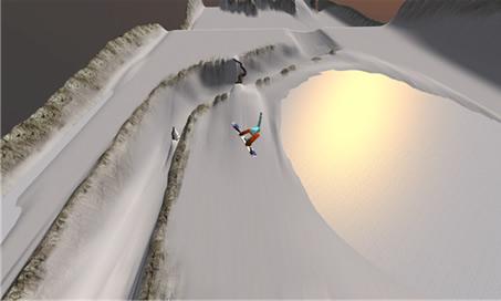 Mad Snowboarding - 3