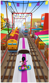Subway Surfers - 4
