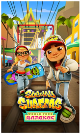Subway Surfers - 1