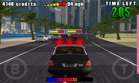 3D Brutal Chase - 2