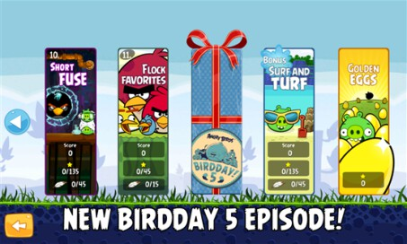 Angry Birds Game - 3