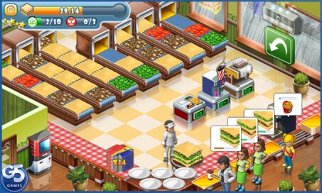 Stand O? Food City: Virtual Frenzy - 3