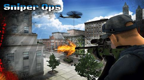 Sniper Ops 3D: Kill Terror Shooter - 1