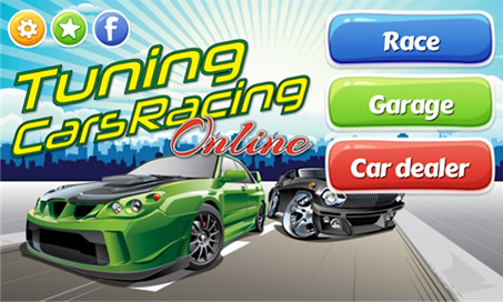 Tuning Cars Racing Online - 1