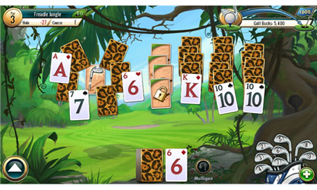 Fairway Solitaire - 3