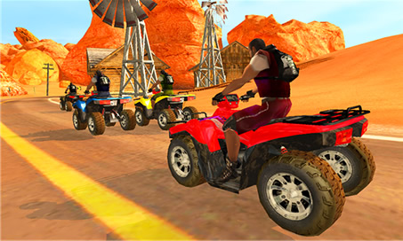 ATV Quad Bike Racing Mania - 1
