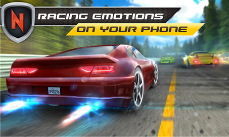 Real Speed Car: Need for Asphalt Racing - 1
