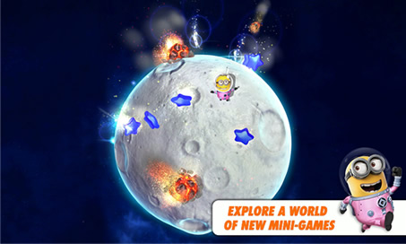 Despicable Me: Minion Rush - 55