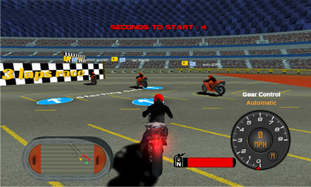 Motor Bike World Challenge - 3
