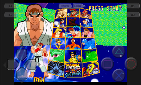 Marvel Super Heroes vs. Street Fighter - 3
