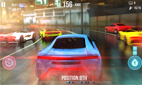 Speed Race: Real Racing Need & Racer Asphalt Track - 4