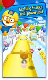 Pororo Penguin Run - 28