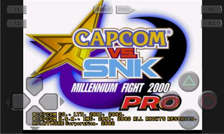 Capcom vs. SNK Pro - 1