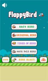 Flappy Bird 3 - 1