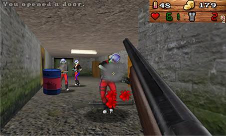 Zombie DOOM - 3